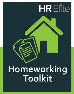 HR Elite free HR resource on homeworking